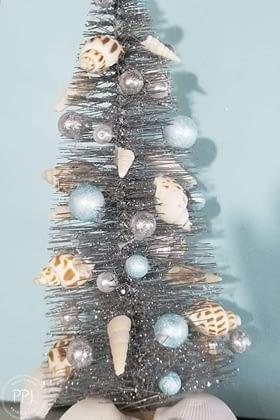 Fun To Create Coastal Christmas Tree